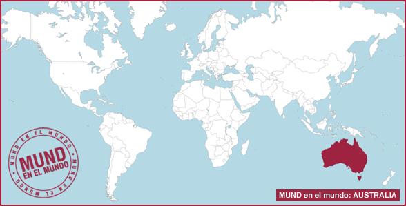 Australia en el Mundo Sección Mund en el Mundo