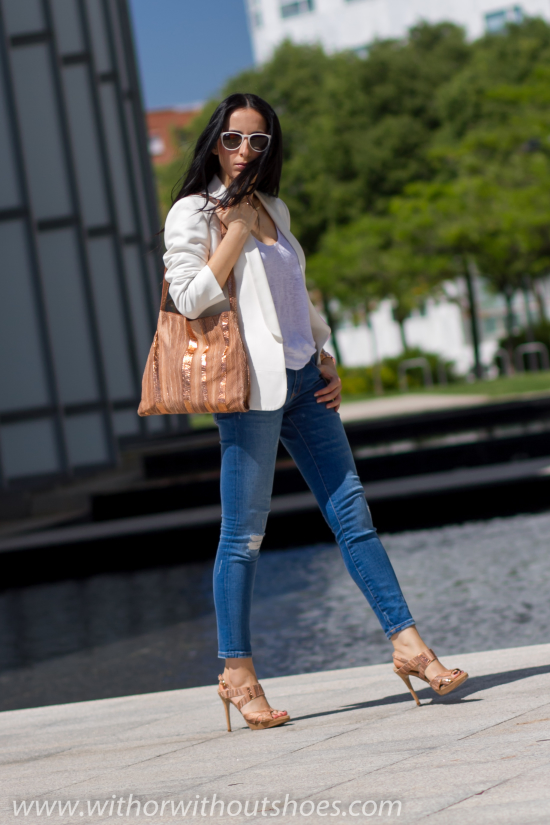 Working look Blogger moda Valencia