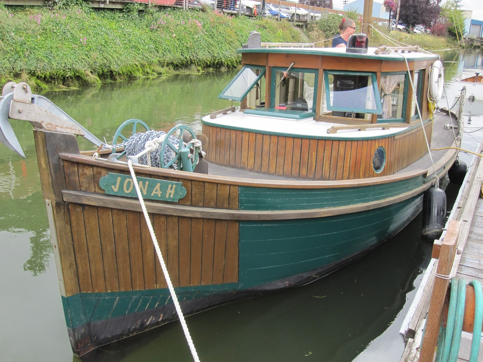 DoryMan: Toledo, Oregon Wooden Boat Show, 2013