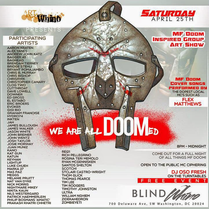 We're All Doomed 4/25/15