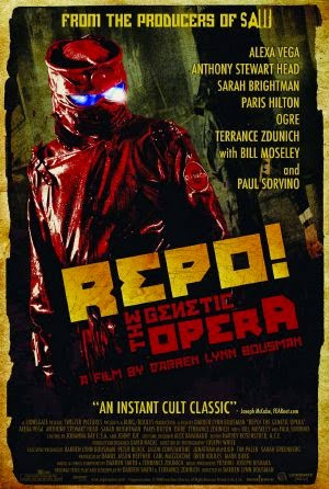 Vở Nhạc Kịch Kinh Dị - Repo! The Genetic Opera - 2008