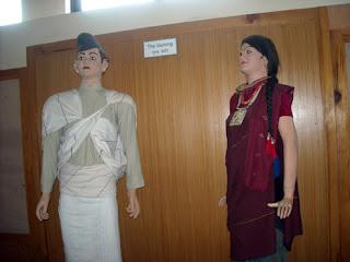 Gurung Cultural Dress