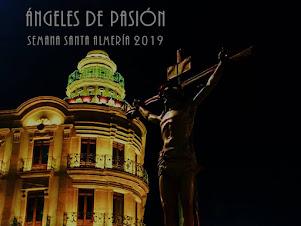 """Cartel Oficial """"Ángeles de Pasión"""" 2019"""