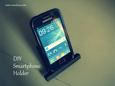 Smartphone Holder DIY