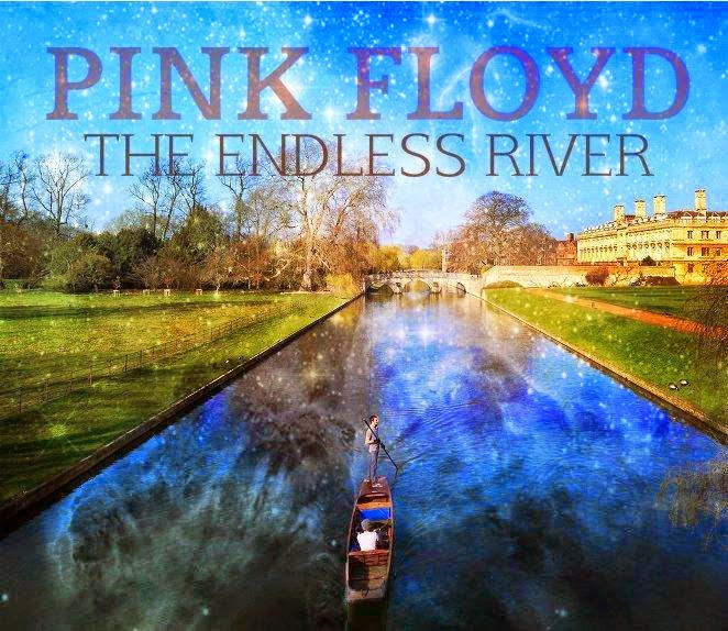 Pink Floyd, The Endless River, album cover