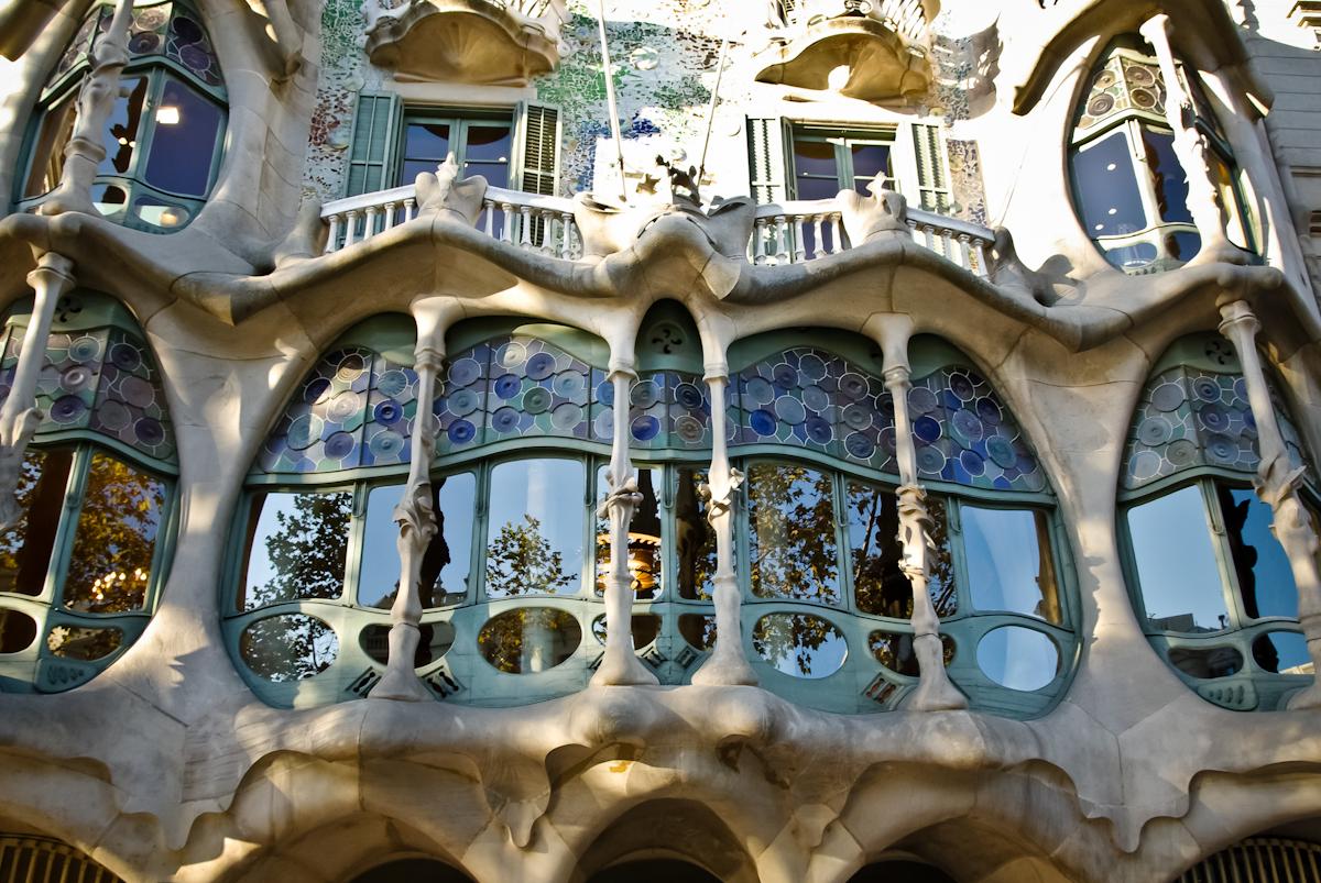 Les doudouz en norv ge et ailleurs barcelone jour 3 - La maison barcelona ...