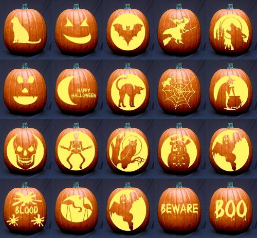 pumpkin ideas, pumpkin carving