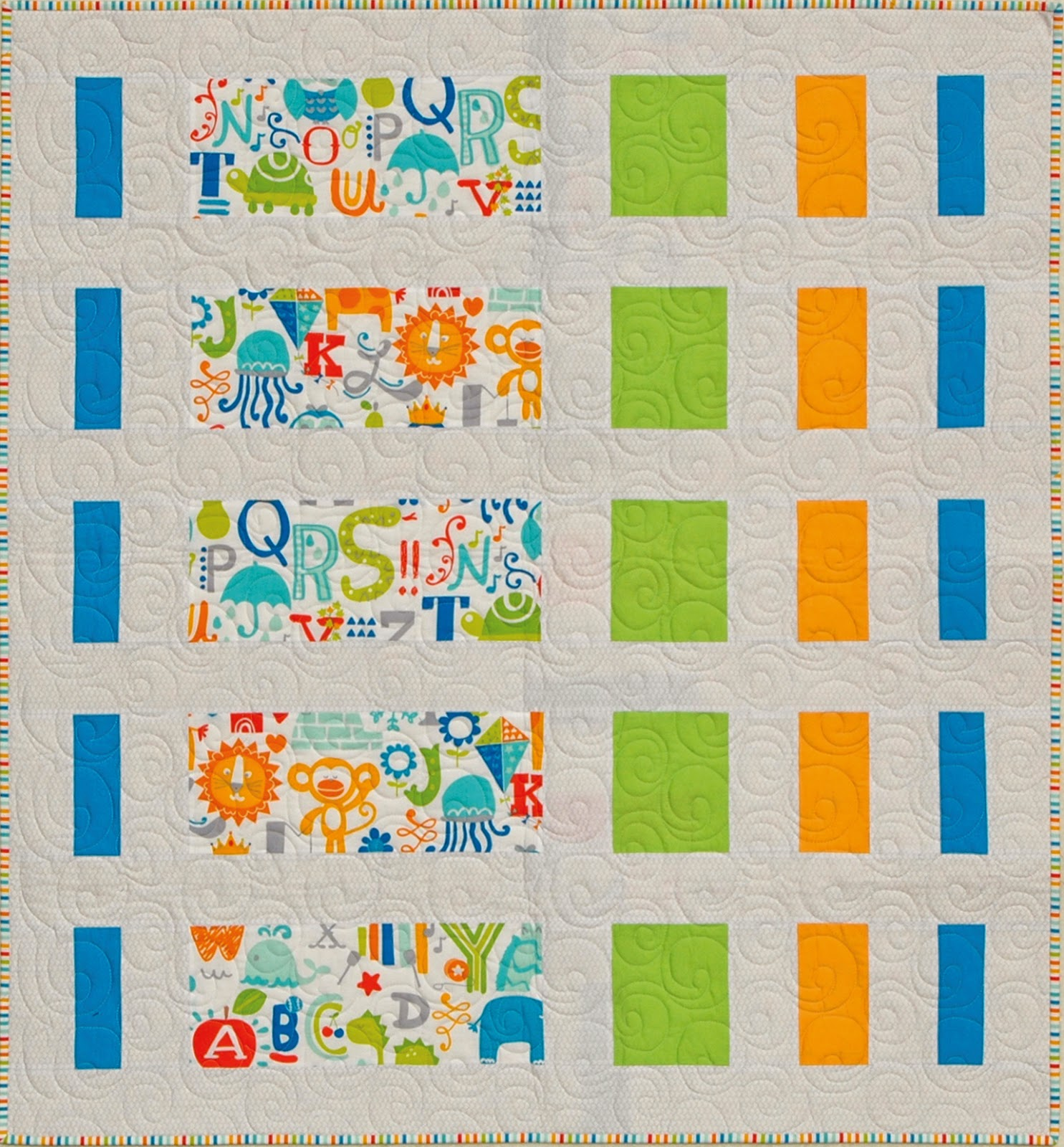 Tasty Measures, new Modern Quilt Relish pattern