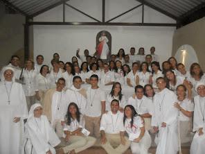 Somos Filhos da Misericórdia de um Deus apaixonado pela Humanidade. Obrigado Senhor, por tudo!