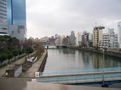 寝屋川(Neyagawa River)