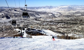 Steamboat Springs, historic town, skiing, Colorado