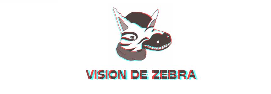 Vision de zebra