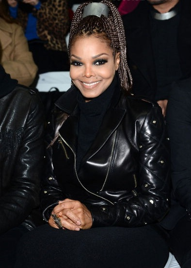 pictures of janet jackson with braids hairstylegalleriescom