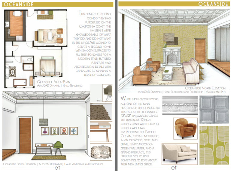 Keen on design interior design portfolio event for Interior design portfolio