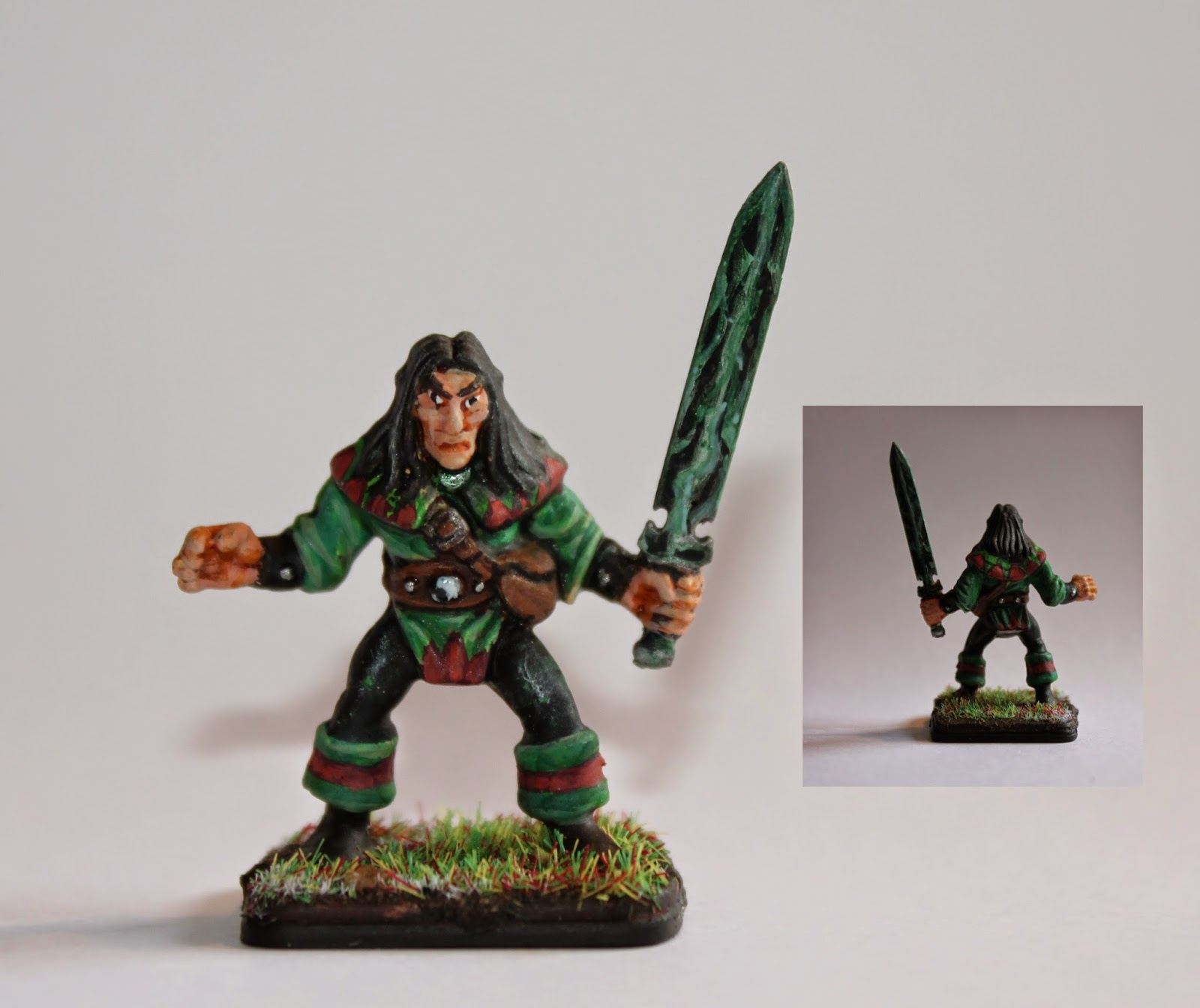 Heroquest Elf