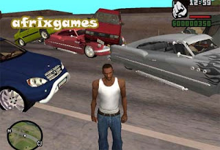 Download Games GTA Grand Theft Auto San Andreas Dark Knight Begins