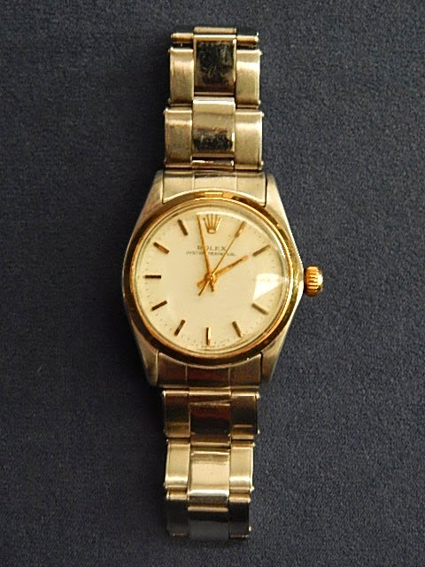 Sir xristian antiques rolex oyster perpetual 1950 combinado for Alfombra persa mercadolibre