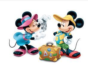 Serviços gratuitos nos parques da Disney