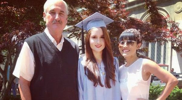 cinta laura columbia university new york family