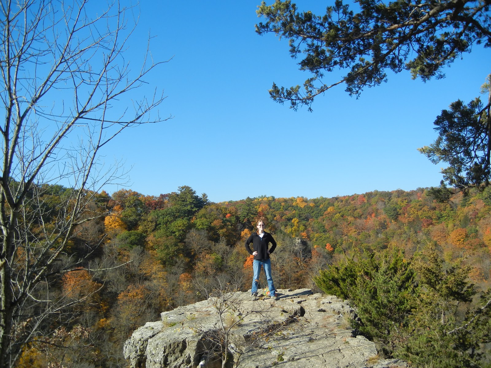 Adventures of a Coffee Addict: Whitewater State Park