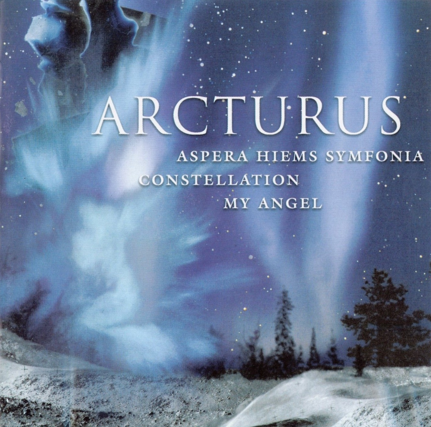 Arcturus - Aspera Hiems Symfonia/Constellation/My Angel (2002) [2 ...