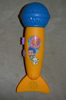 Fisher Price Bubble Guppies toy line