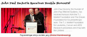 John Paul DeJoria Receives Double Honours!