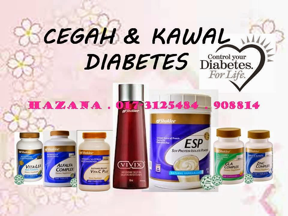 shaklee diabetes kencing manis