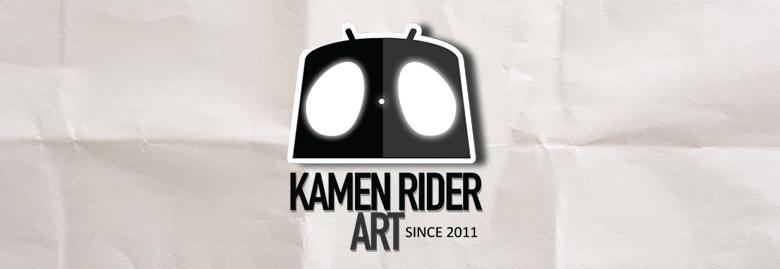 kamen rider art