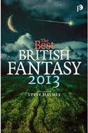BUY Best British Fantasy 2013
