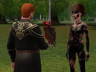 the sims 3 dragon valley screen 4 The Sims 3 (Multi)   Dragon Valley DLC Screenshots