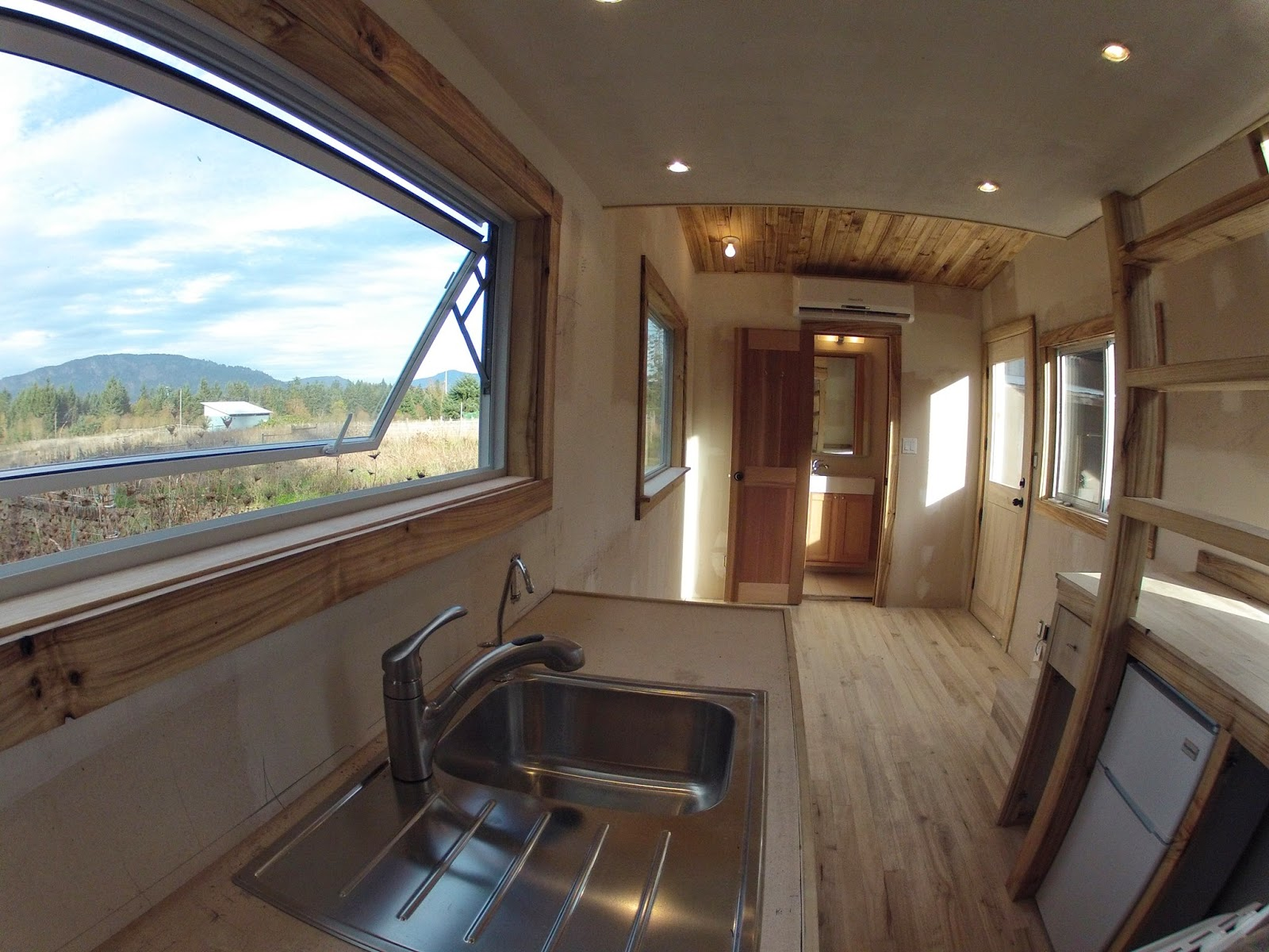 the view from my kitchen - Where Can You Build Tiny Houses