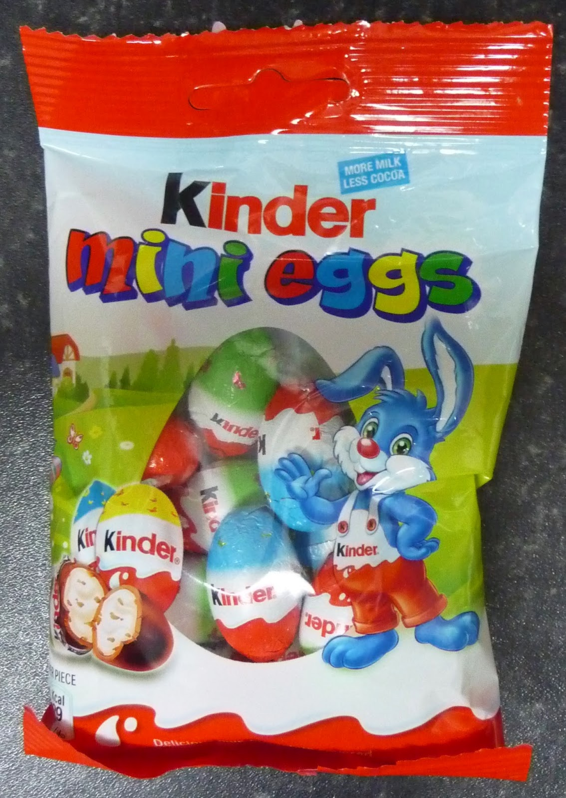 Something to look forward to: Kinder Mini Eggs