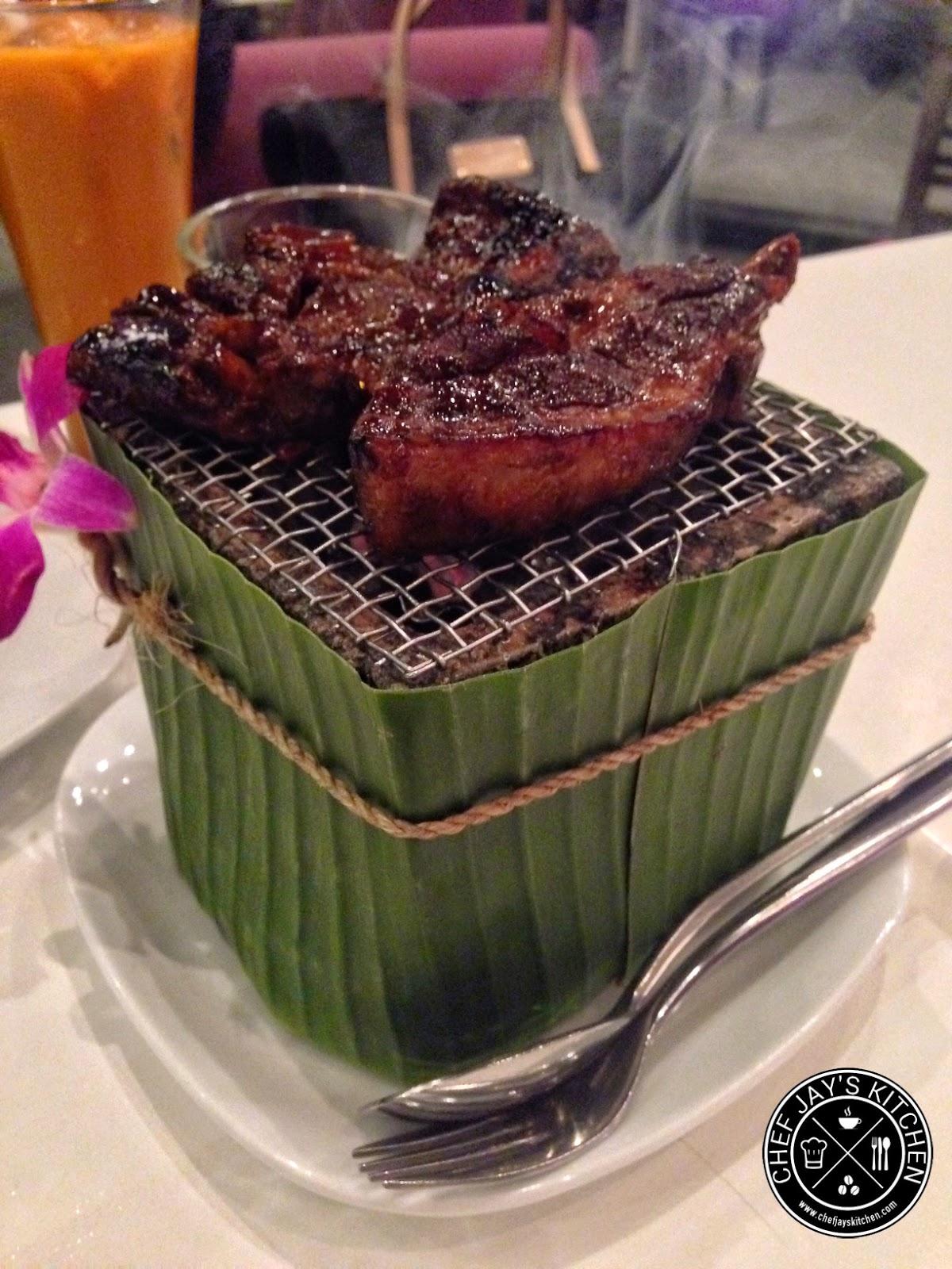 Silk Road Thai Restaurant - Siamese Pork Ribs
