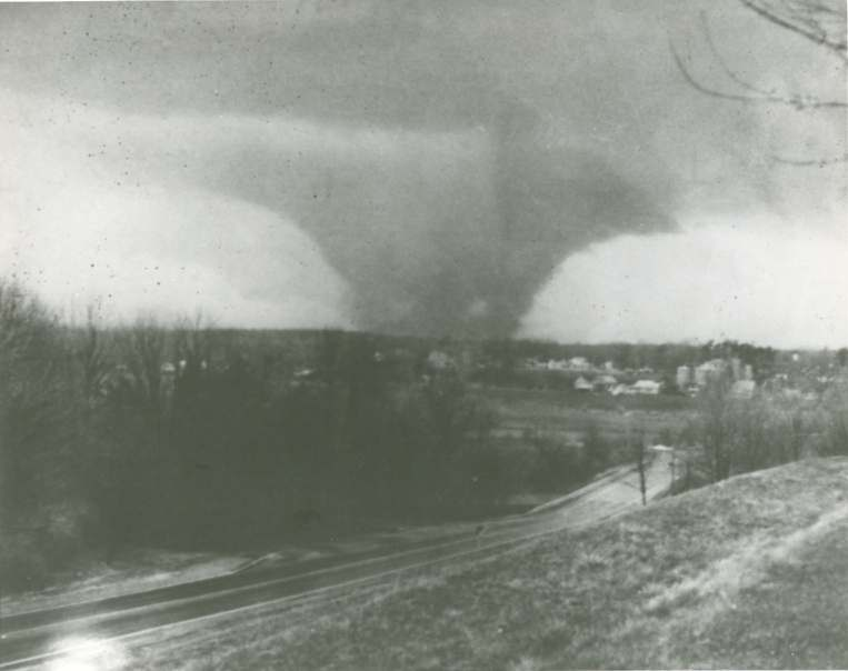Unusual Kentucky Kentucky S Deadliest Tornadoes