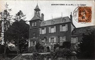 le chteau darmentires - Chateau De Valnay Mariage