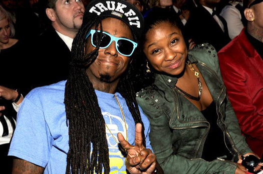 Welcome To CorrectYans: Lil Wayne Signs His 15 Years Old ...