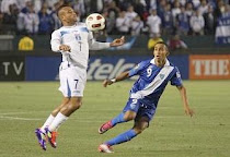 La Sele empató 0-0 contra Honduras/foto FedefutAcd
