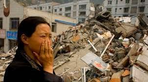 TERREMOTO 5,9 GRADOS EN CHINA EL 22 DE NOVIEMBRE 2014