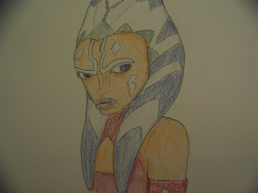 Ahsoka (drawing #2)