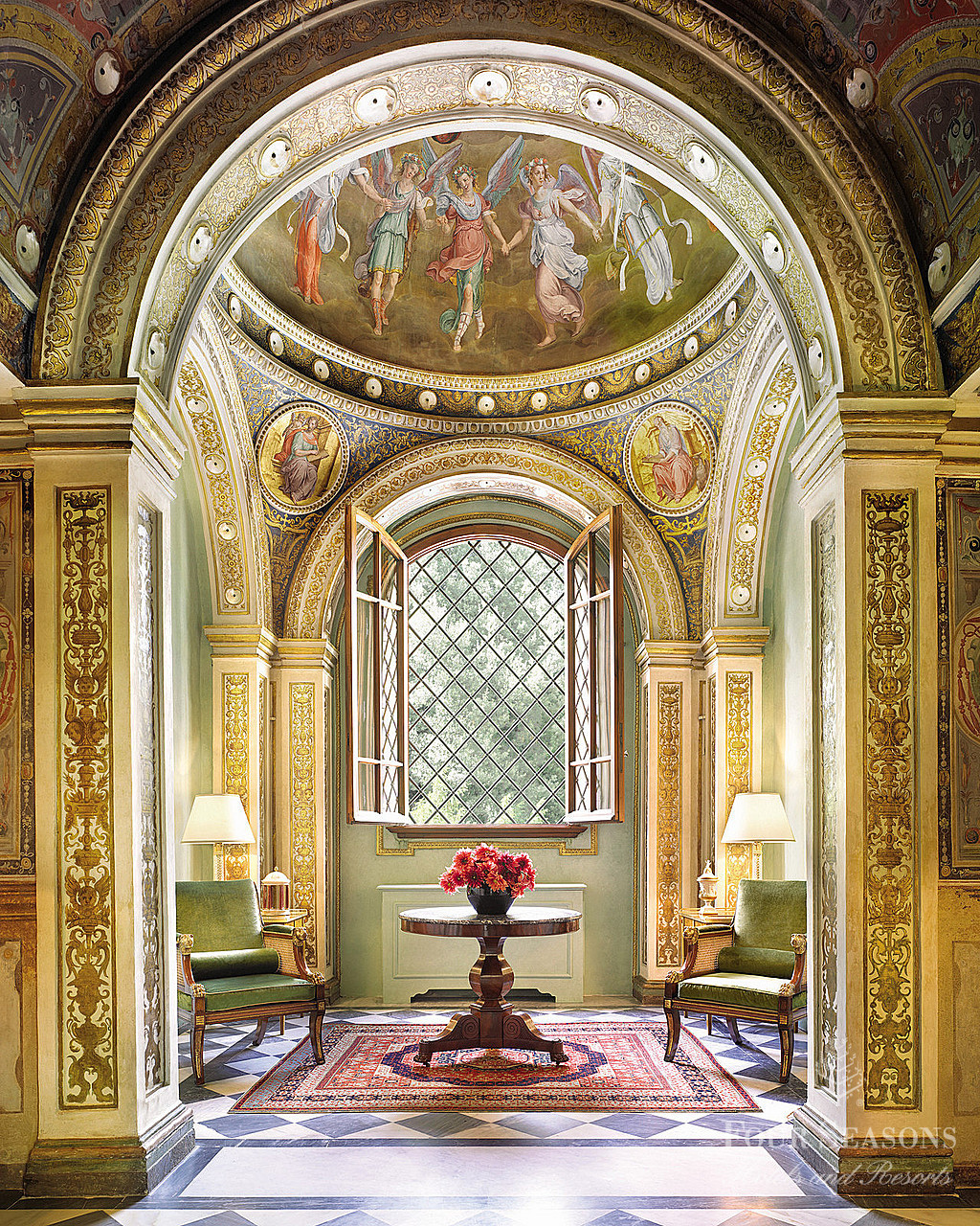 Passion For Luxury : Four Seasons Hotel Florence