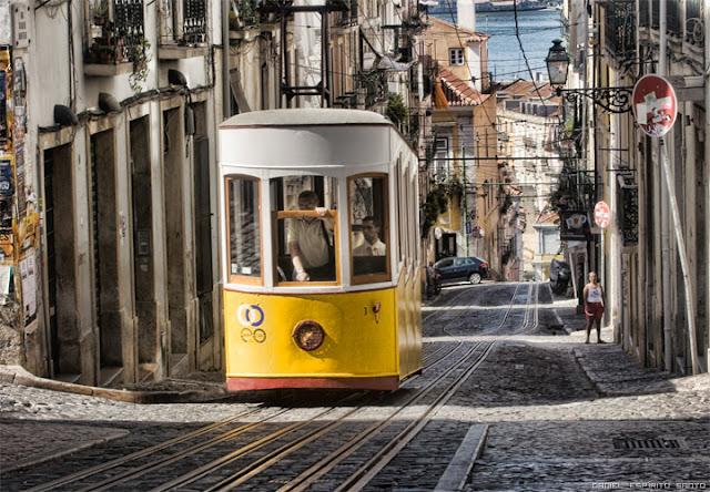 Elevador da Gloria, Lisboa