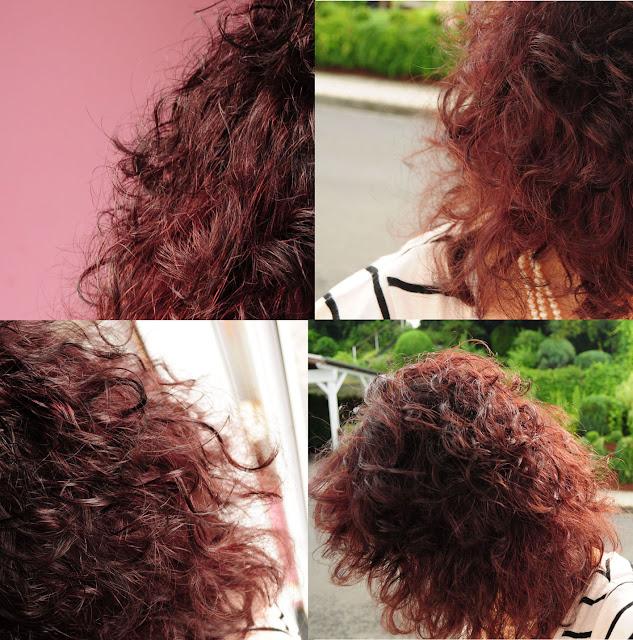 Spröde Haarspitzen