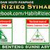 Klarifikasi Imam Besar FPI Habib Muhammad Rizieq Syihab Bertemu Dengan Prabowo.