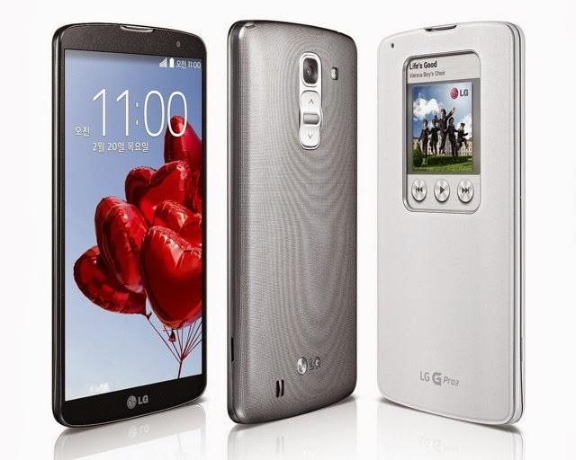 LG G Pro 2,phablet,spesifikasi bagus