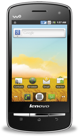 Lenovo A60 HP Android Dual SIM harga dibawah 1 juta