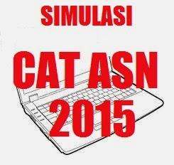 SIMULASI  TES  CAT CPNS 2015