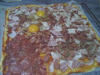 pizza casera estilo dr-peligro