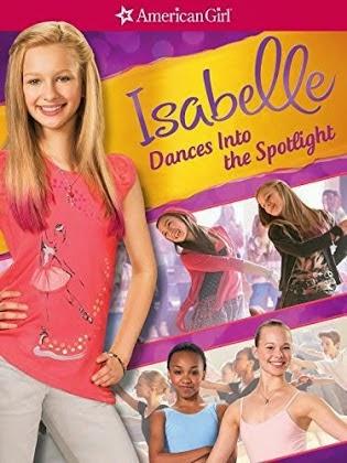 مشاهدة فيلم Isabelle Dances Into the Spotlight 2014 مترجم اون لاين و تحميل مباشر