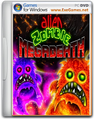 Alien Zombie Megadeath Game
